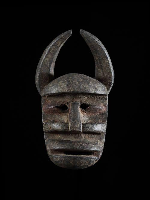 Masque de famille - Bete - Côte d'Ivoire