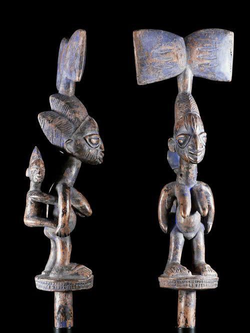 Oshe Shango ou Sango - Yoruba - Nigeria - Danses Africaines