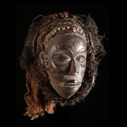 Masque Feminin - Lwena /...