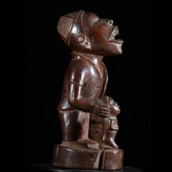Statuette ancetre Bakulu -...