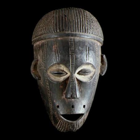 Masque de ceremonie - Idoma...