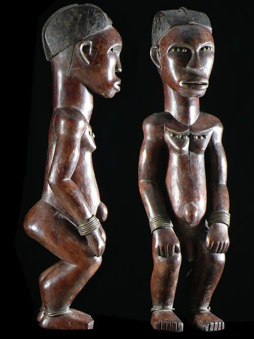 Gardien de reliquaire Biery - Fang / Mabea - Cameroun