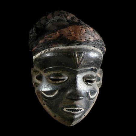 Masque Pumbu - Pende - RDC...