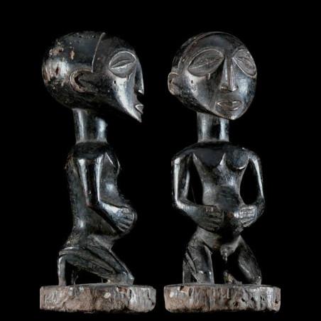 Statuette Mikisi - Luba -...