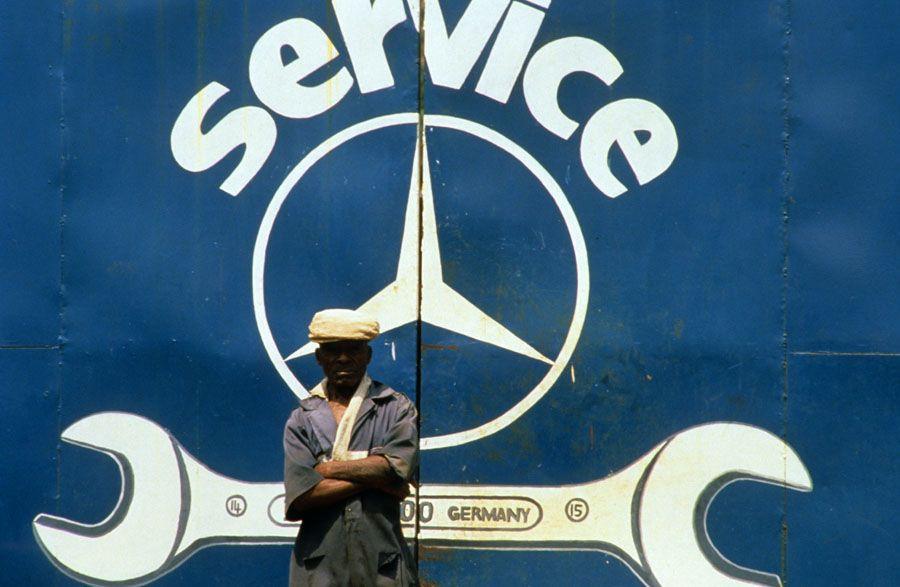 Jose Nicolas - Tirage photo numerote signe - Sierra Leone