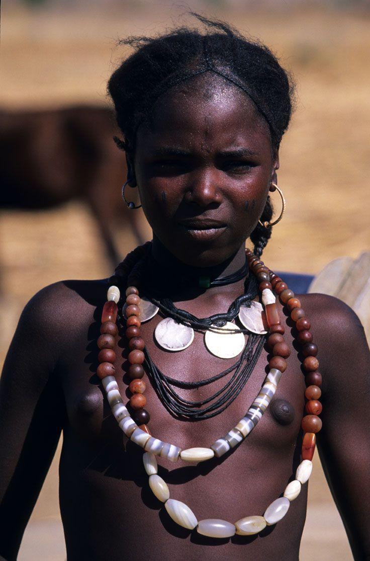 Jose Nicolas - Tirage photo numerote signe - Tchad