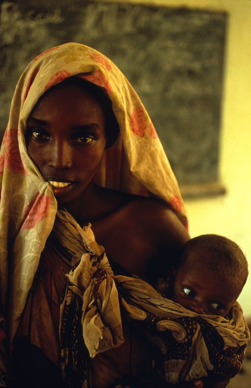 Jose Nicolas - Tirage photo numerote signe - Somalie