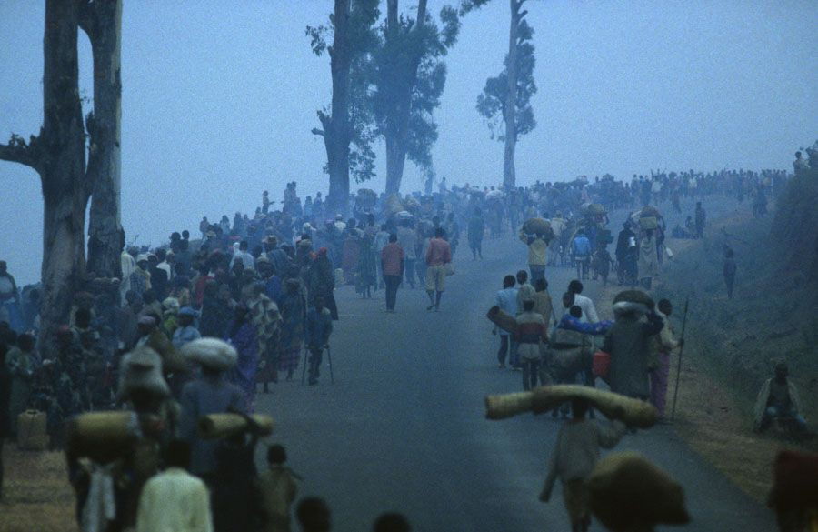 Jose Nicolas - Tirage photo numerote signe - Rwanda