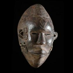 Masque de famille - Ogoni -...