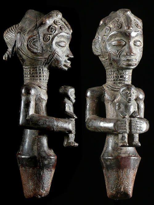 Maternite Chibola - Lulua - RDC Zaire - Maternites africaines