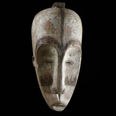 Masque Ngil - Fang  - Gabon...