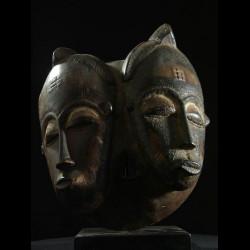 Masque de mariage - Baoule...