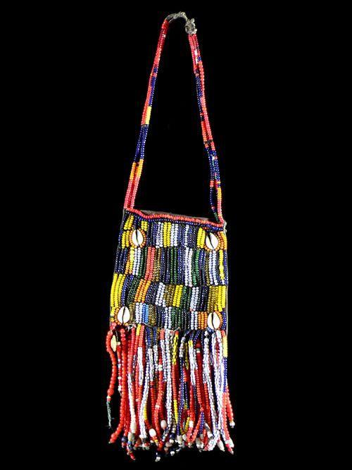 Parure en perles - Sidamo - Ethiopie - Colliers ethniques