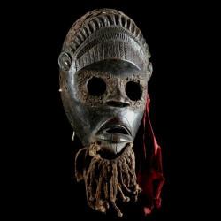 Masque rituel - Dan / Toura...
