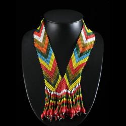Parure en perles - Oromo -...