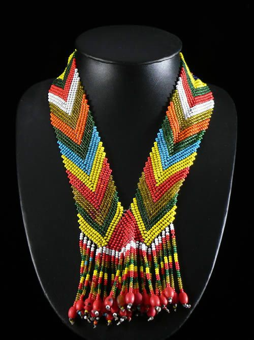 Parure en perles - Oromo - Ethiopie - Colliers ethniques
