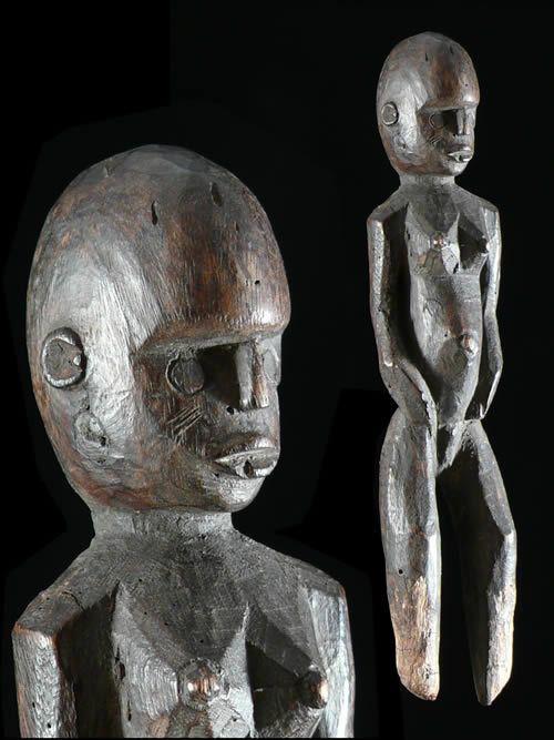 Fetiche Bateba Medecine - Ethnie Lobi - Burkina