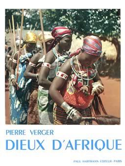 livre Dieux d'Afrique