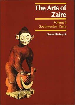 livre The arts of Zaire