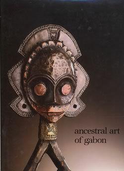 livre Art ancestral du Gabon