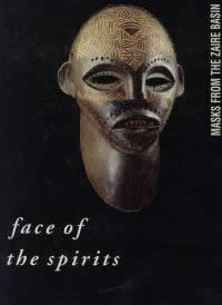 livre Face of the spirits
