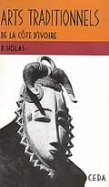livre Arts Traditionnels de la Côte d'Ivoire