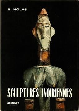 livre Sculptures Ivoiriennes