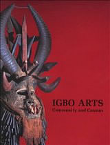 livre Igbo arts