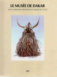 livre Le musée de Dakar