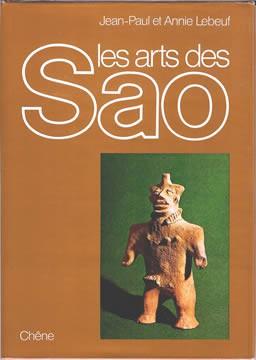 livre Les arts des Sao