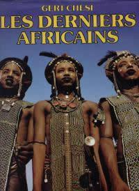 livre Les derniers Africains