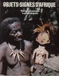 livre Objets signes d'Afrique