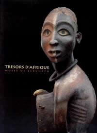 livre Trésors d'Afrique