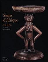 livre Sièges D'afrique Noire