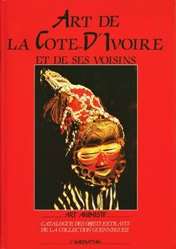 livre Art de la Côte d'Ivoire