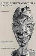 livre Les sculptures miniatures du Zaire