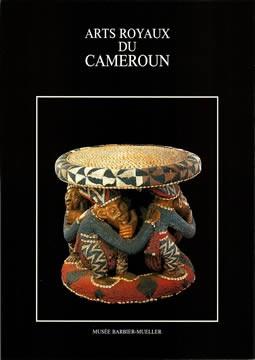 livre Arts Royaux du Cameroun