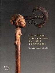 livre Collection d'art Africain du musée de Grenoble