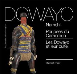 livre Dowayo Namchi poupées du Cameroun