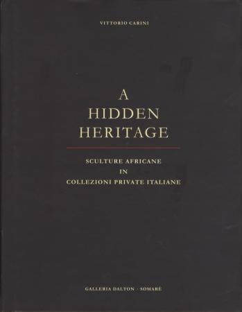livre A hidden heritage