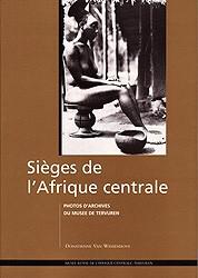 livre Sièges de l'Afrique centrale