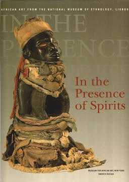 livre In the presence of the spirits