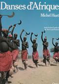 livre Danses d'Afrique