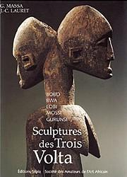 livre Sculptures des trois Volta