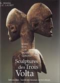 livre Masques animaux d'Afrique de l'Ouest