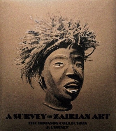 livre A survey of Zairian art