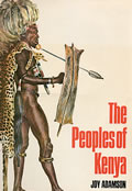 livre The Peoples of Kenya
