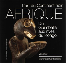 livre L'art du Continent noir (Vol. I)