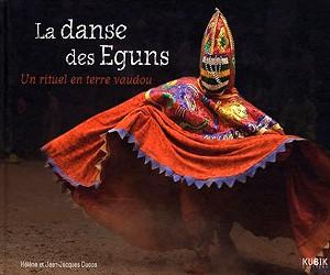 livre La danse des Eguns