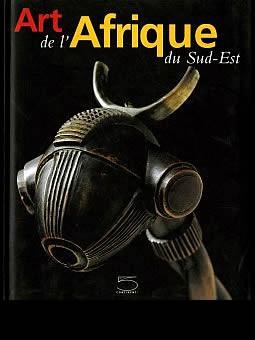 livre Art de l'Afrique du Sud-Est